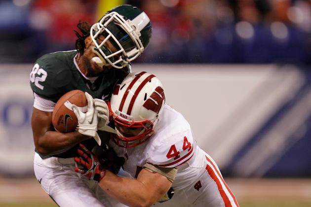 Big Ten Football Preview: Ranking the Conference's Top 15 Linebackers for 2012