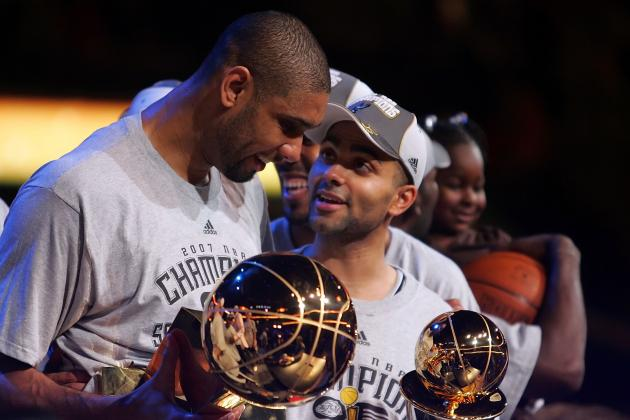 Power Ranking the 9 Worst NBA Championship Teams