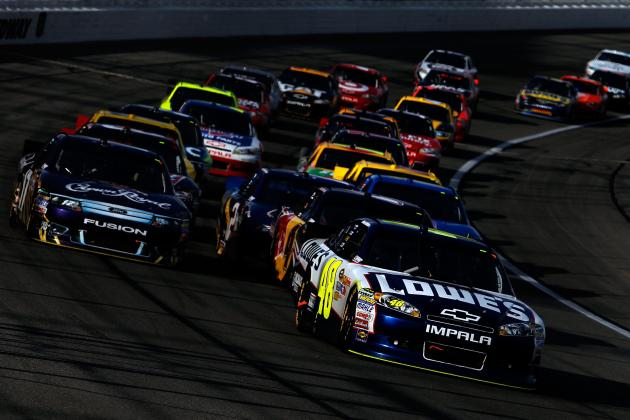 Fantasy NASCAR Picks for STP 400 at Kansas