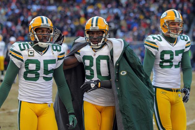 Bold Predictions for Green Bay Packers' Elite WR Staff in 2012