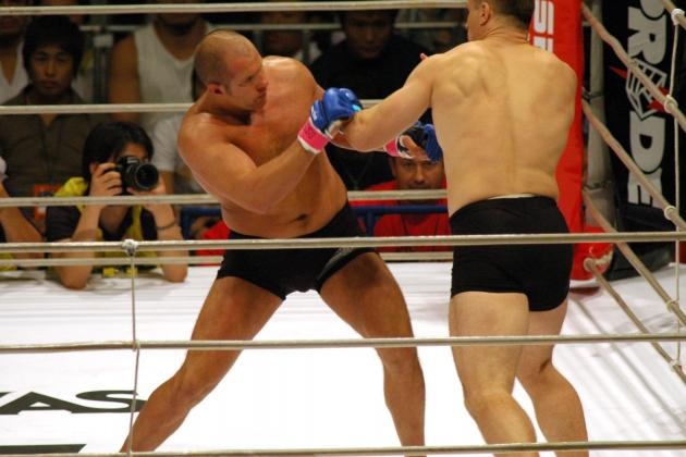 UFC 146: 5 Reasons Junior Dos Santos vs. Fedor Emelianenko Makes Sense