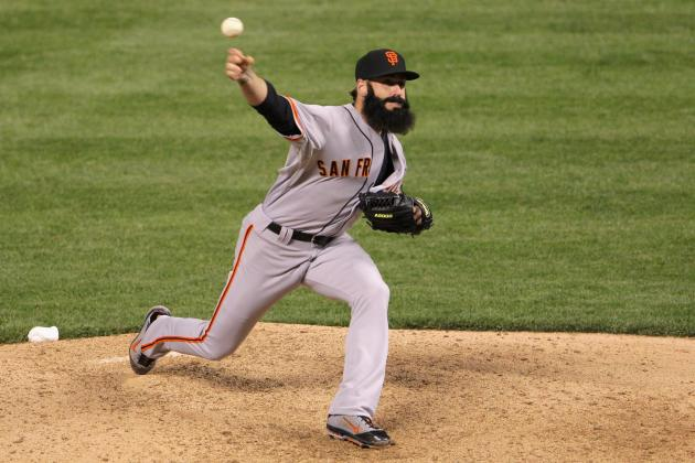 Brian Wilson Officially Done in 2012, but San Francisco Giants Will Be Just Fine