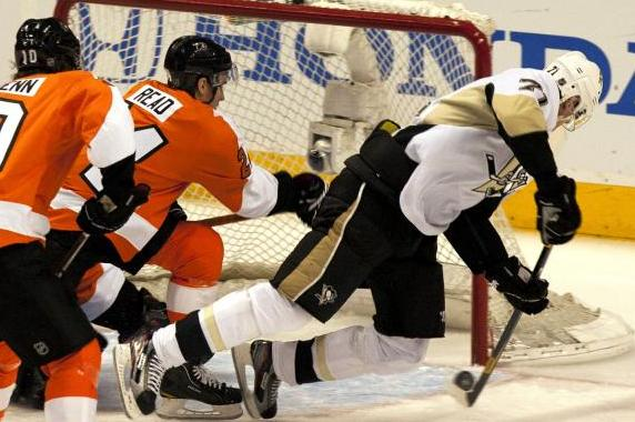 Philadelphia Flyers: 4 Things Not to Do When Trying to Complete a Sweep