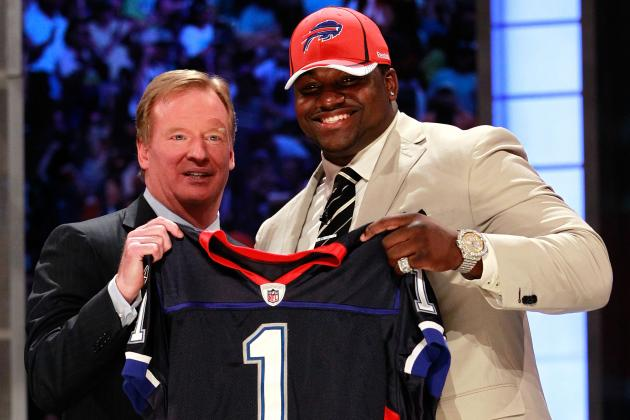 2012 NFL Draft: Top 5 Scenarios for the Buffalo Bills