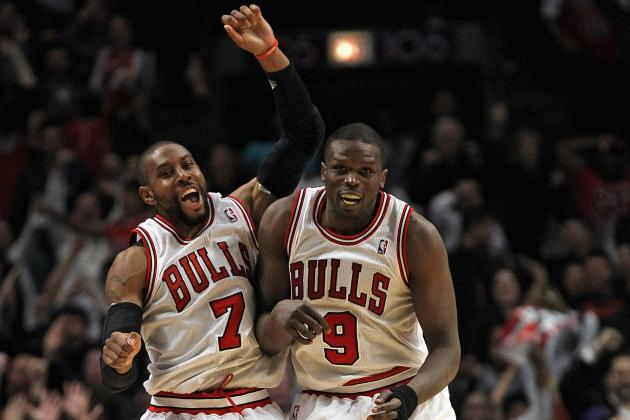 The 11 Most Memorable Plays of the Chicago Bulls' 2011-12 Season