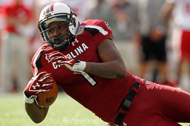 2012 NFL Draft: 50 Draft Prospects Who Are Huge Gambles