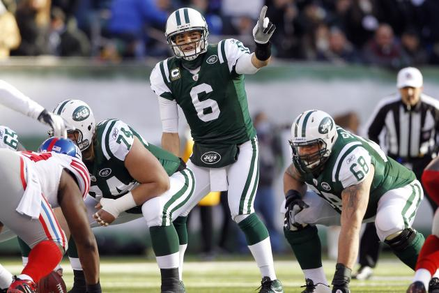 New York Jets 2012 Schedule: Power Ranking the Games