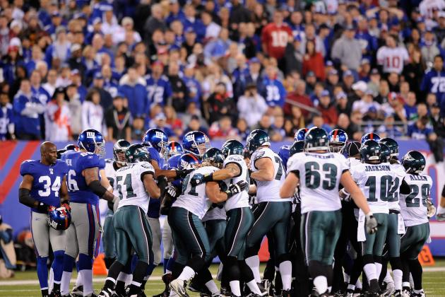 Philadelphia Eagles 2012 Schedule: Power Ranking the Eagles' Games