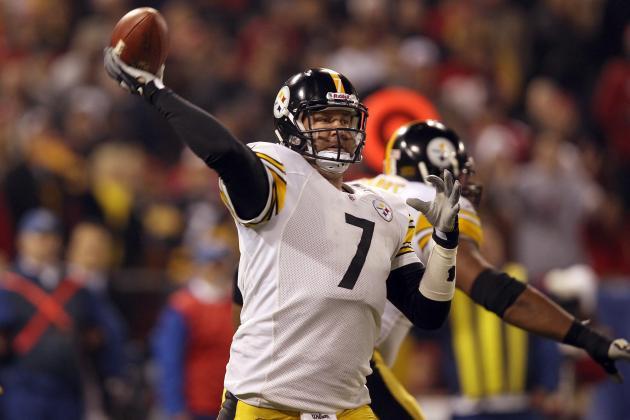 Pittsburgh Steelers 2012 Schedule: Power Ranking the Steelers' Games