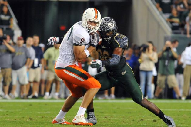 Chase Ford: 6 Biggest Strengths and Weaknesses of NFL Draft Prospect's Game