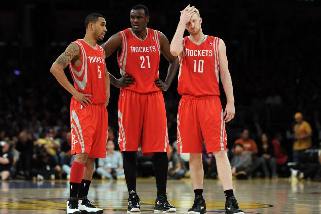 NBA: 5 Things That Need to Happen for Rockets to Make the Postseason