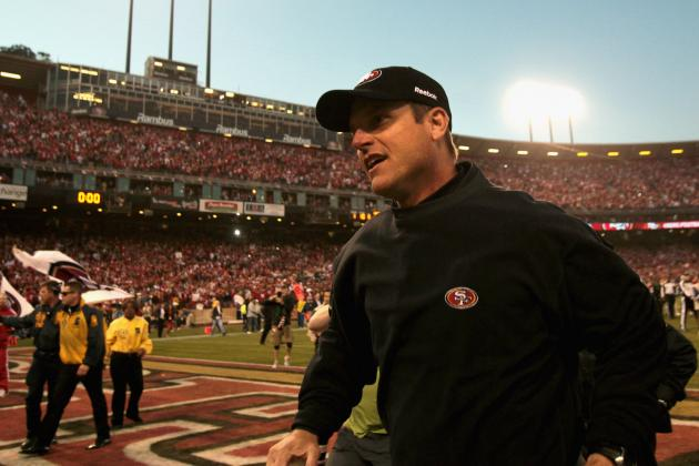 SF 49ers 2012 Schedule: Power Ranking the 49ers' Games, Easiest to Toughest
