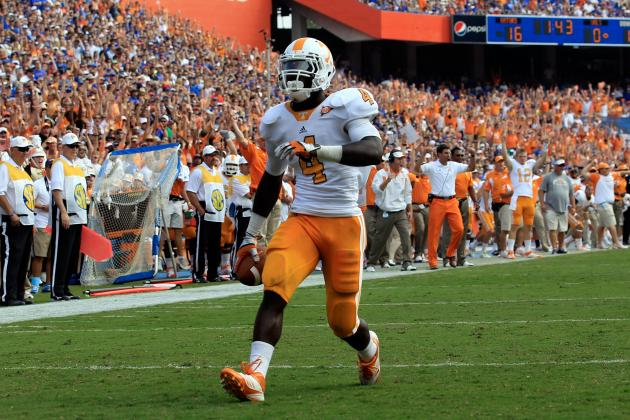 Tennessee Football: 5 Players Ready to Contribute in 2012
