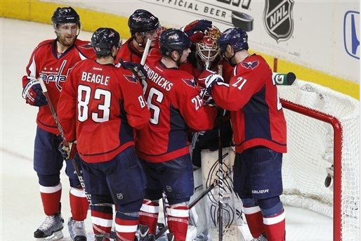 NHL Playoffs 2012: 5 Reasons the Capitals Will Defeat the Bruins