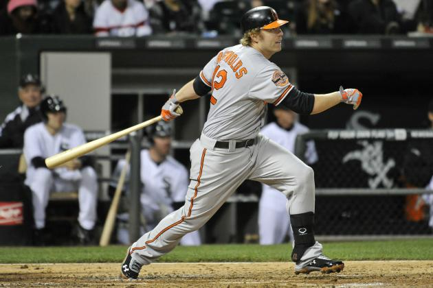Fantasy Baseball 2012: Mark Reynolds Leads MLB