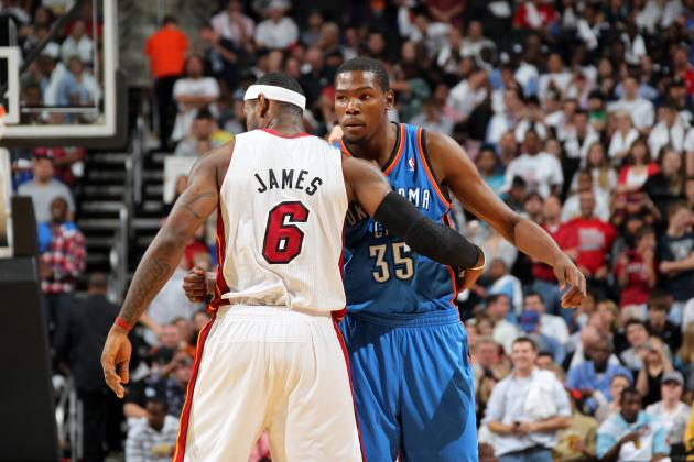 2012 NBA Playoffs: 6 Matchups Everyone Wants to See