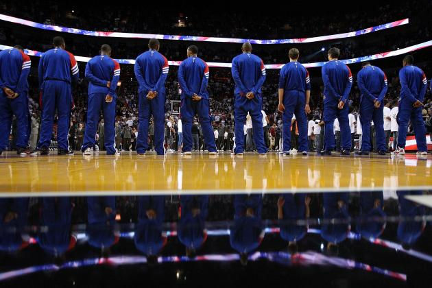 Full Grades for the Philadelphia 76ers 2012 Season