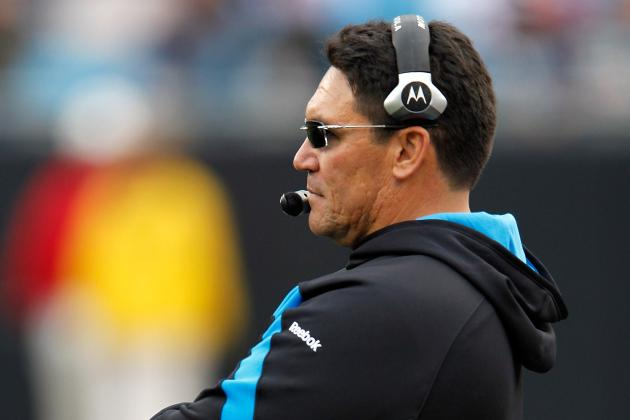 2012 NFL Draft: Possible Carolina Panthers First-Rounders Who Can Play on Day 1