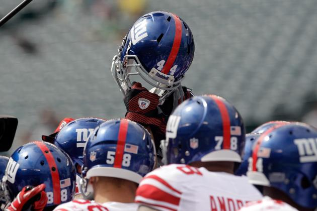 New York Giants 2012 Draft: My Picks for All 7 Rounds