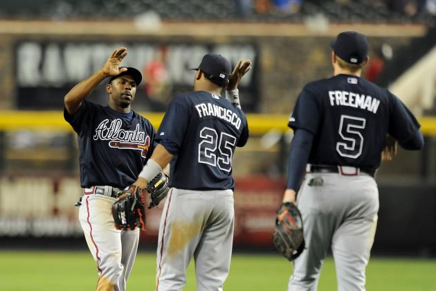 Atlanta Braves: Power Ranking the Hitters Thus Far