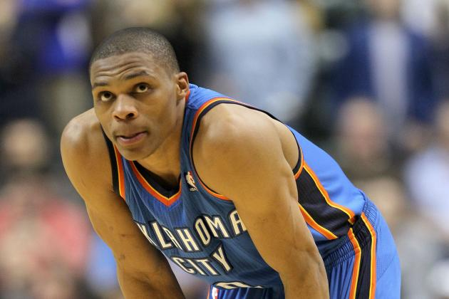 NBA Playoffs 2012: Russell Westbrook and the 15 Most Influential Players