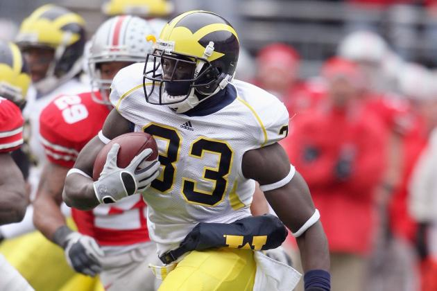 Michigan Football: 5 Biggest Recruiting Commit Busts in Program History