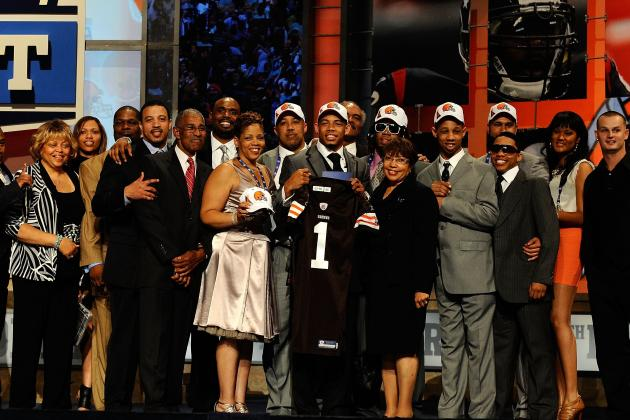 2012 NFL Draft: Cleveland Browns 7-Round Mock Draft