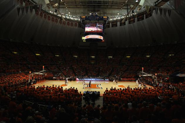 Illinois Basketball: 5 Bold Predictions for the Illini in 2012-13