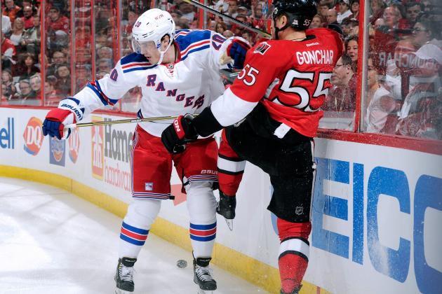 5 Things Rookie Chris Kreider Brings to the New York Rangers