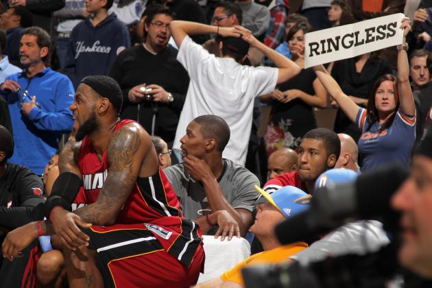 NBA Playoffs: 5 Eastern Conference Superstars Who Need to Win It All in 2012