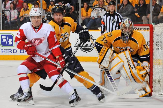Detroit Red Wings: Which Free Agents Will Return Next Season?