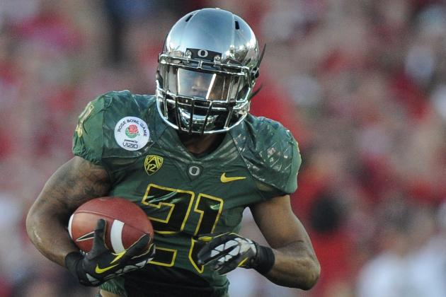2012 NFL Mock Draft: Complete Second and Third Round Projections