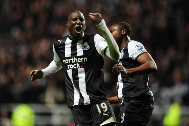 Demba Ba: Outlining What Makes the Newcastle United Striker so Effective