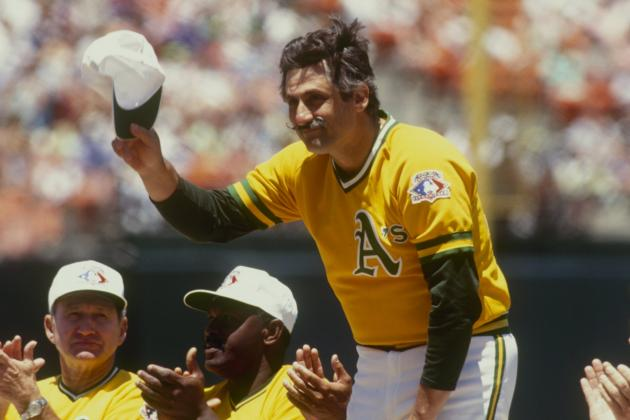 Rollie Fingers and the Top 6 Closers in Oakland Athletics History