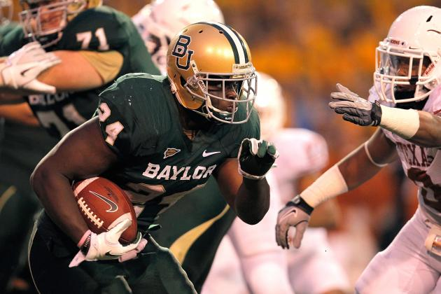 Terrance Ganaway: 3 Biggest Strengths and Weaknesses of Draft Prospect's Game