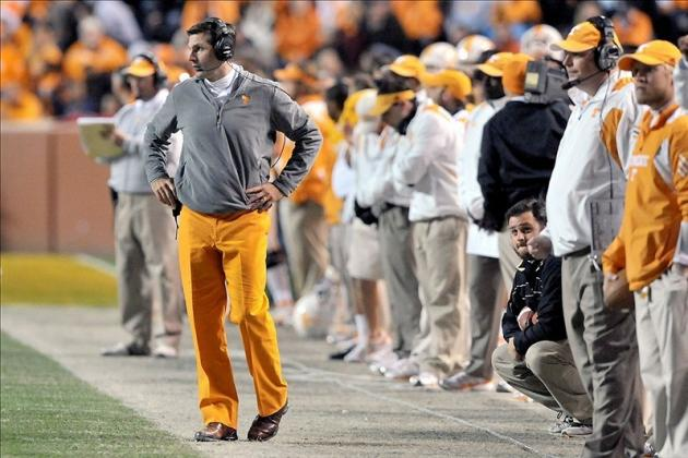 Winners and Losers from the Tennessee Spring Football Game