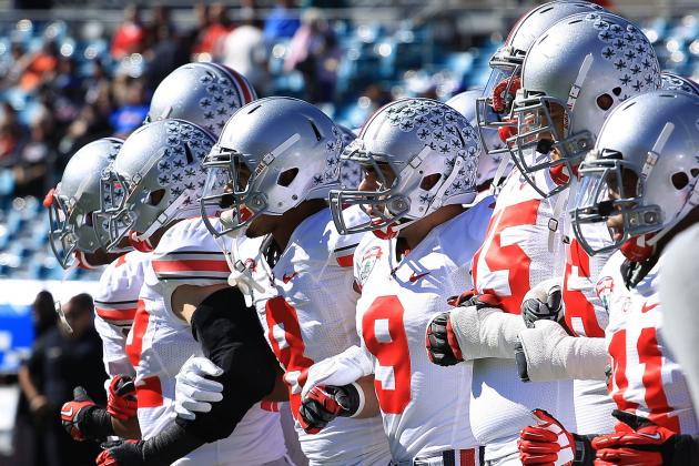 Ohio State Football 2012: Winners and Losers of the Spring Game