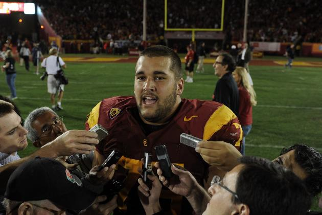 2012 NFL Mock Draft: Full 2-Round Mock, Who Will Take Matt Kalil?
