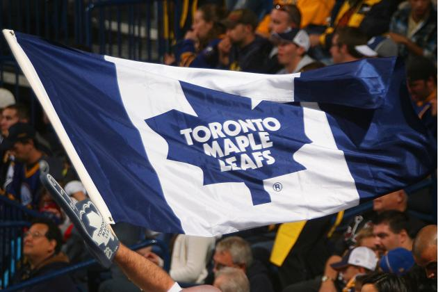 NHL 2012 Offseason: Fixing the Toronto Maple Leafs, Part 1: No.1 Center