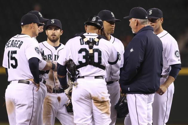Seattle Mariners: 5 Roster Changes That Need to Happen ASAP