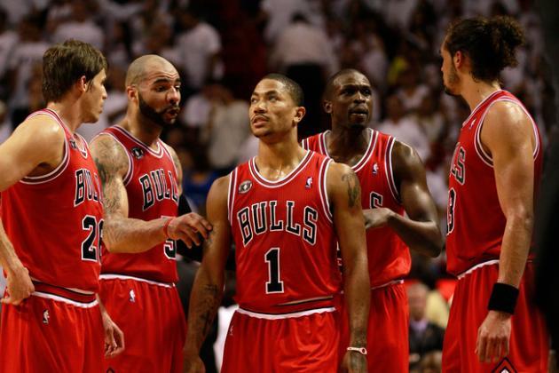 NBA Playoffs 2012: 5 Vital Keys for the Chicago Bulls in the Postseason
