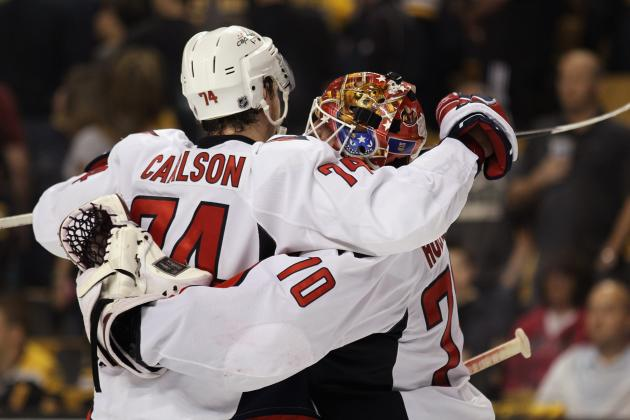 Stanley Cup Playoffs 2012: Washington Capitals vs. Boston Bruins Game 5 Recap