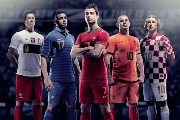 Euro 2012 Jerseys: The Good, the Bad and the Ugly