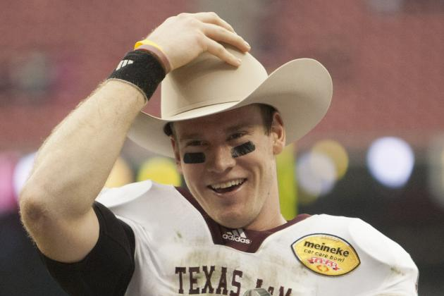 2012 NFL Mock Draft 7.0: Tannehill Continues to Rise, Offensive Tackles Fall