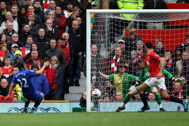 Manchester United vs. Everton: 6 Things We Learned