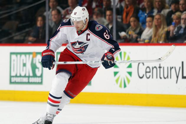 Rick Nash Trade Talk: 5 Reasons a Deal Away from Columbus Isn't Likely