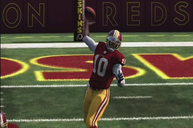 NFL Draft 2012: Predicting Impact of Rookies on the Gridiron and in Madden