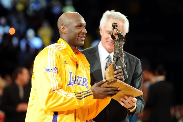 10 Reasons Kobe Bryant and the Lakers Could Have Used Lamar Odom in the Playoffs