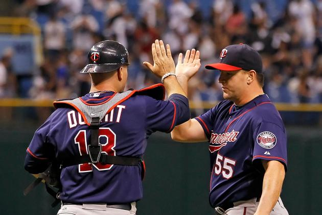 Minnesota Twins Players of the Week 4/16-4/22
