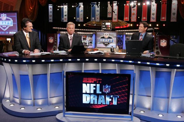 2012 NFL Draft: 15 Experts You Should Be Following on Twitter